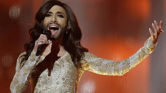 Eurovision Song Contest, GAY, Dana International, Azis, Conchita, Eurovision, LGBT, Free Hugs, nikosonline.gr