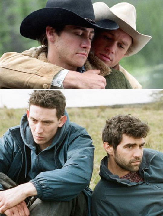 God's own country, Brokeback Mountain, BRITISH, nikosonline.gr