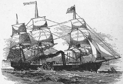 SS Savannah, ΤΟ BLOG ΤΟΥ ΝΙΚΟΥ ΜΟΥΡΑΤΙΔΗ, nikosonline.gr