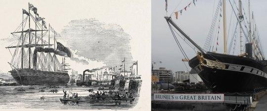 """Ατμόπλοιο """"Great Britain"""", Steam Boat """"Great Britain"""", ΤΟ BLOG ΤΟΥ ΝΙΚΟΥ ΜΟΥΡΑΤΙΔΗ, nikosonline.gr"""