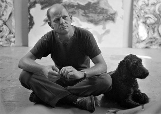 Jackson Pollock, Τζάκσον Πόλοκ, ΤΟ BLOG ΤΟΥ ΝΙΚΟΥ ΜΟΥΡΑΤΙΔΗ, nikosonline.gr