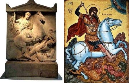Χριστιανοί, clopy right, CHRISTIANOI, CHRISTIANS, JESUS, HORUS, EGYPT, GODS, RELIGION, nikosonline.gr