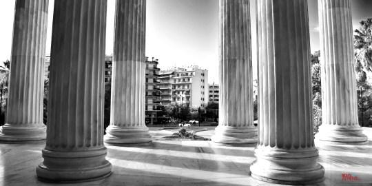 Vintage, Μουσεία, αρχαιολογικοί χώροι, Hellas, Mouseia, Arxaia, Black & White, nikosonline.gr