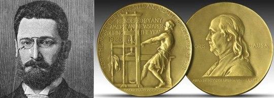 Τζόζεφ Πούλιτζερ, Joseph Pulitzer, ΤΟ BLOG ΤΟΥ ΝΙΚΟΥ ΜΟΥΡΑΤΙΔΗ, nikosonline.gr