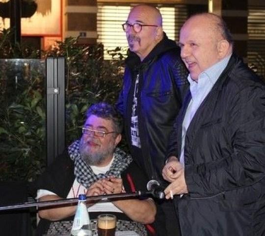 Σταμάτης Κραουνάκης, Βουκουρεστίου, Stamatis Kraounakis, DUENDE, LORCA, CD, ZONARS, nikosonline.gr