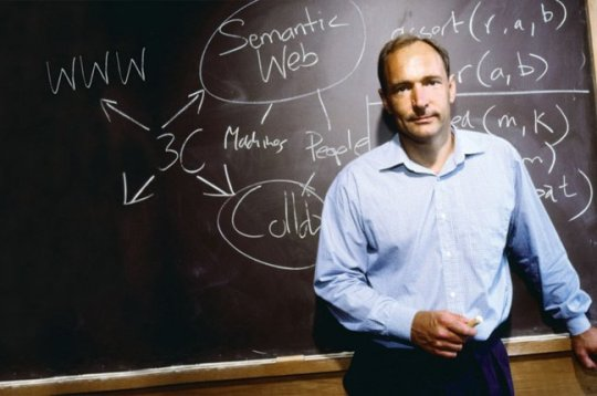 Σερ Τίμοθι Μπέρνερς Λι, Sir Timothy Berners-Lee, ΤΟ BLOG ΤΟΥ ΝΙΚΟΥ ΜΟΥΡΑΤΙΔΗ, nikosonline.gr