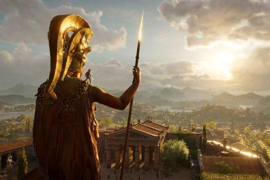 Assassin's Creed Odyssey, Ubisoft, Weibo, ΕΛΛΑΔΑ, ΚΙΝΑ, ΕΟΤ, HELLAS, CHINA, TOURISM, nikosonline.gr