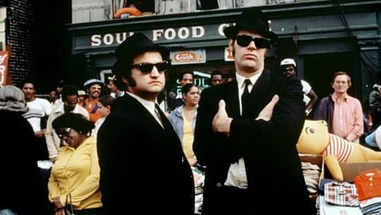Blues Brothers, Μπλουζ Μπράδερς, ΤΟ BLOG ΤΟΥ ΝΙΚΟΥ ΜΟΥΡΑΤΙΔΗ, nikosonline.gr