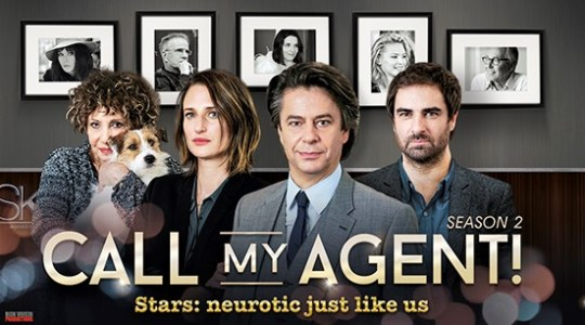 Call my agent, Απόλαυση, TV SERIES, FRENCH, ΤΗΛΕΟΠΤΙΚΗ ΣΕΙΡΑ, ΓΑΛΛΙΚΗ, nikosonline.gr
