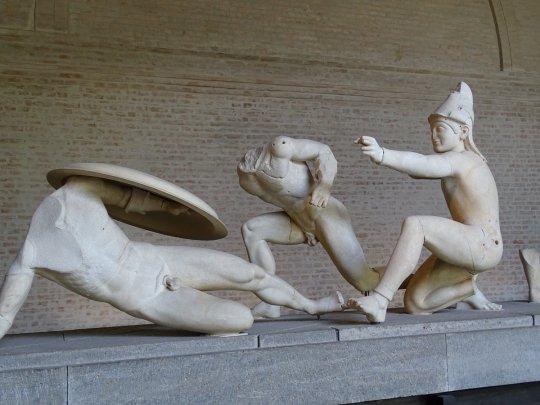 γλυπτοθήκη, Μόναχο, Mouseio, Munich, Germany, γλυπτά, Μουσείο, Afaia, Αίγινα, nikosonline.gr