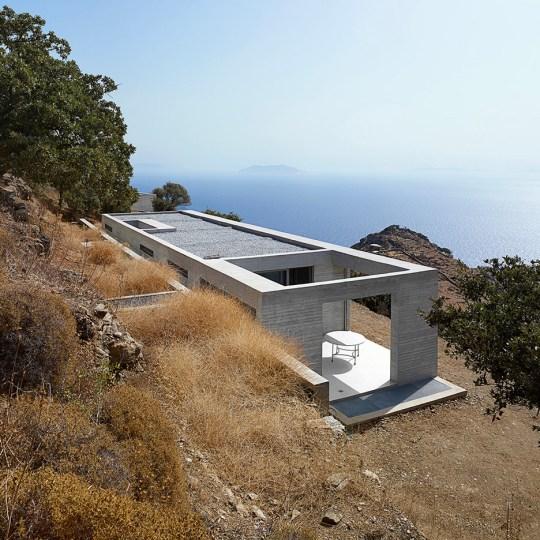 Σπίτι, Τζιά, ΚΕΑ, Summer house, Kea island, Greece, kalokairino spiti, αρχιτεκτονική, nikosonline.gr