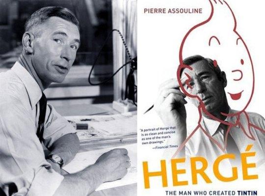 ΕΡΖΕ - «Τεν Τεν», Ερζέ, Hergé, ΤΟ BLOG ΤΟΥ ΝΙΚΟΥ ΜΟΥΡΑΤΙΔΗ, nikosonline.gr