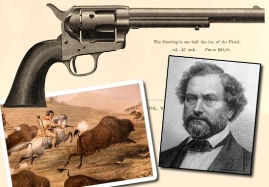 Σάμουελ Κολτ, Samuel Colt, ΤΟ BLOG ΤΟΥ ΝΙΚΟΥ ΜΟΥΡΑΤΙΔΗ, nikosonline.gr