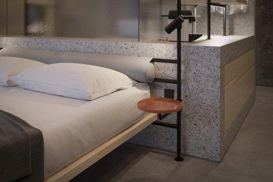 Ξενοδοχείο, Κουρούτα, Δεξαμενές, Εργοστάσιο, Dexamenes Seaside Hotel, all suites, Νίκος Καραφλός, K-Studio, Kourouta, nikosonline.gr