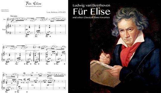 Ludwig van beethoven- Für Elise, Λούντβιχ βαν Μπετόβεν, ΤΟ BLOG ΤΟΥ ΝΙΚΟΥ ΜΟΥΡΑΤΙΔΗ, nikosonline.gr