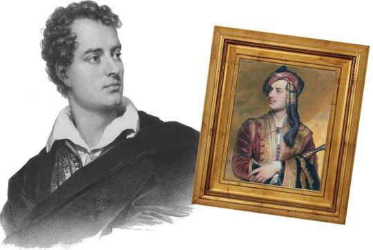 Lord Byron, Λόρδος Βύρων, ΤΟ BLOG ΤΟΥ ΝΙΚΟΥ ΜΟΥΡΑΤΙΔΗ, nikosonline.gr