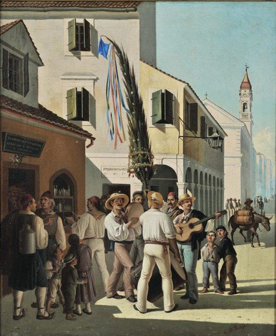 ΠΡΩΤΟΜΑΓΙΑ, ΜΑΓΙΑΤΙΚΟ ΣΤΕΦΑΝΙ, ΛΟΥΛΟΥΔΙΑ, ΜΑΪΟΣ, 1st OF MAY, PROTOMAYIA, LOULOUDIA, STEFANI, nikosonline.gr