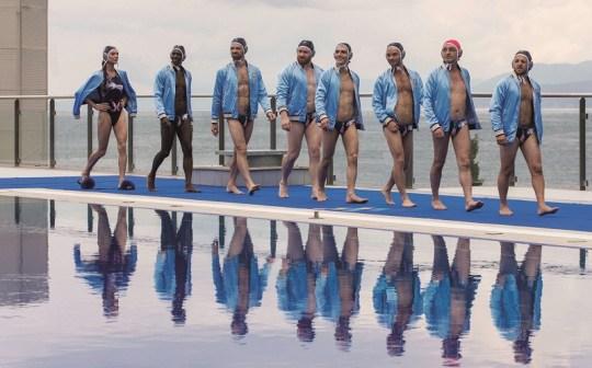 Δυο νεαροί πολίστες, L' Equipe, POLO, GAY, HOMOPHOBIC, ΟΜΟΦΟΒΙΑ, ΠΟΛΟ, ΤΑΙΝΙΑ, ΣΙΝΕΜΑ, nikosonline.gr