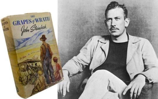 John Steinbeck, Τζον Στάινμπεκ, , ΤΟ BLOG ΤΟΥ ΝΙΚΟΥ ΜΟΥΡΑΤΙΔΗ, nikosonline.gr
