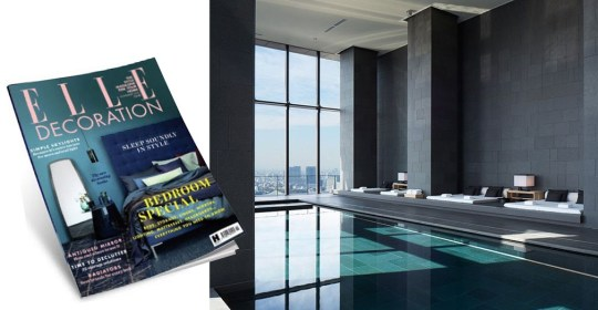 Κορυφαία Ελληνίδα, Constantina Tsoutsikou, Κωνσταντίνα Τσουτσίκου, HBA, London, Interior Design, Διακόσμιση, Εσωτερικοί χώροι, Hotels, Spa, nikosonline.gr