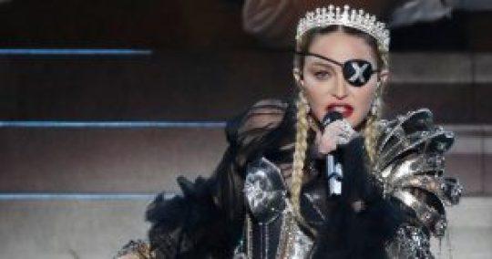 Οι μονόφθαλμοι της showbiz, one eye, patch, Madonna, Πειρατές, David Bowie, nikosonline.gr