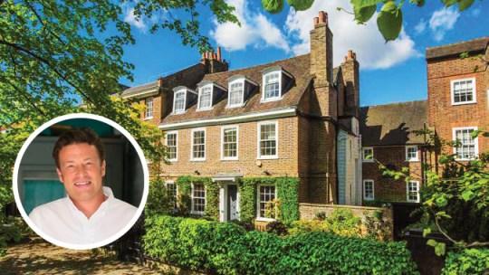 Σπίτι 6 εκατομμυρίων λιρών, Jamie Oliver, Τζέϊμι Όλιβερ, Σεφ, Chef, House, σπίτι, Essex, Αγγλία, UK, nikosonline.gr