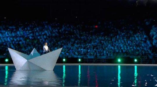 2004 Athens Olympics, Τελετή έναρξης Ολυμπιακών Αγώνων - Αθήνα, ΤΟ BLOG ΤΟΥ ΝΙΚΟΥ ΜΟΥΡΑΤΙΔΗ, nikosonline.gr