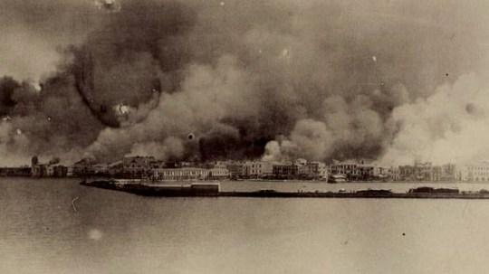 Η καταστροφή της Σμύρνης, ΤΟ BLOG ΤΟΥ ΝΙΚΟΥ ΜΟΥΡΑΤΙΔΗ, nikosonline.gr