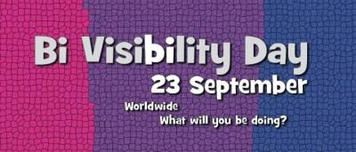 Bi Visibility Day