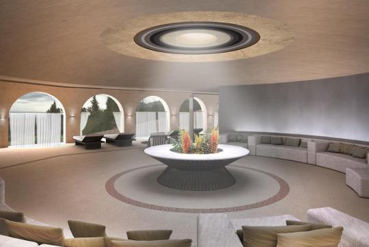 είναι στην Ελλάδα, Βυζαντινό Χαμάμ, Deca Architecture, ολιστικό spa, Natalia Efraimoglou, Euphoria Spa, Μυστράς, Ξενοδοχείο, nikosonline.gr