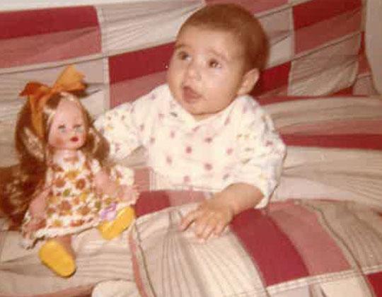 ΕΛΕΝΗ ΠΕΤΑ, Όταν ήμουν παιδί, ELENI PETA, PAIDI, nikosonline.gr