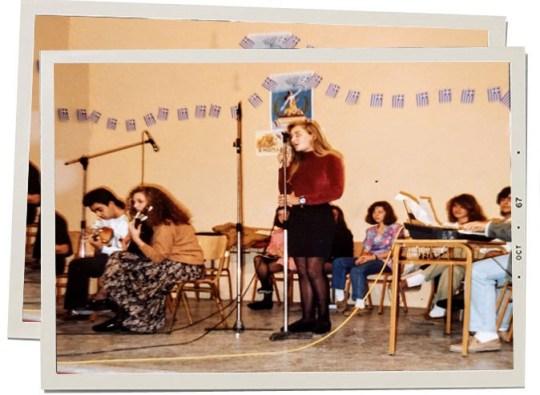 ΡΙΤΑ ΑΝΤΩΝΟΠΟΥΛΟΥ, Όταν ήμουν παιδί, Rita Antonopoulou, paidi, music, τραγουδίστρια, nikosonline.gr