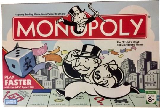 Μονόπολι, Monopoly, ΤΟ BLOG ΤΟΥ ΝΙΚΟΥ ΜΟΥΡΑΤΙΔΗ, nikosonline.gr