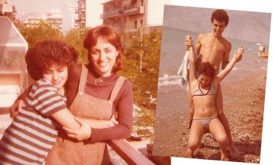 ΜΑΡΙΑΝΝΑ ΤΟΥΜΑΣΑΤΟΥ, Όταν ήμουν παιδί, Marianna Toumasatou, paidi, ithopoios, ηθοποιός, παιδάκι, nikosonline.gr
