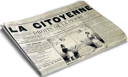 La Citoyenne, ΤΟ BLOG ΤΟΥ ΝΙΚΟΥ ΜΟΥΡΑΤΙΔΗ, nikosonline.gr