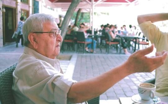 Ο φίλος μου Γιάννης Δαλιανίδης, Aggelos Hatzis, Giannis Dalianidis, Άγγελος Χατζής, σινεμά, σκηνοθέτης, nikosonline.gr