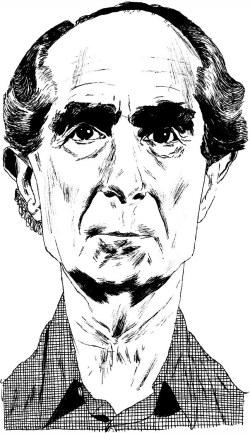 Philip Roth, Φίλιπ Ροθ, ΤΟ BLOG ΤΟΥ ΝΙΚΟΥ ΜΟΥΡΑΤΙΔΗ, nikosonline.gr
