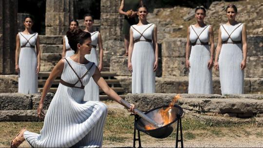 2004 Αφή της Ολυμπιακής Φλόγας, 2004 Olympic flame, ΤΟ BLOG ΤΟΥ ΝΙΚΟΥ ΜΟΥΡΑΤΙΔΗ, nikosonline.gr