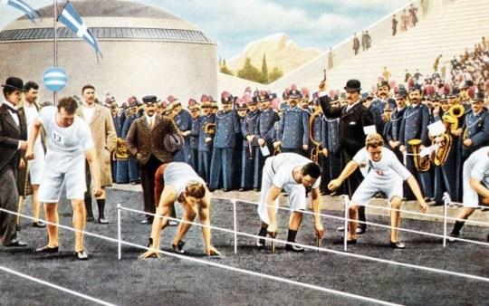 1896 Πρώτοι σύγχρονοι Ολυμπιακοί Αγώνες - Αθήνα, 1896 Olympic Games- Athens, ΤΟ BLOG ΤΟΥ ΝΙΚΟΥ ΜΟΥΡΑΤΙΔΗ, nikosonline.gr