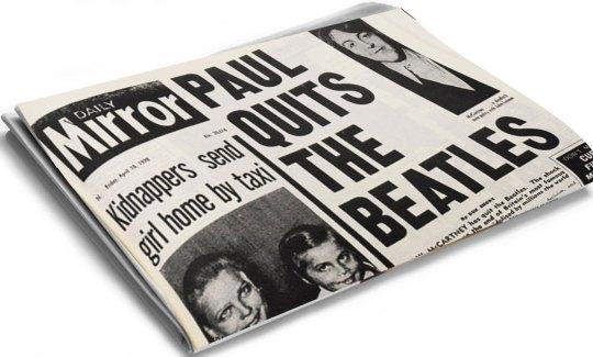 The Beatles split, διάλυση των Beatles, ΤΟ BLOG ΤΟΥ ΝΙΚΟΥ ΜΟΥΡΑΤΙΔΗ, nikosonline.gr