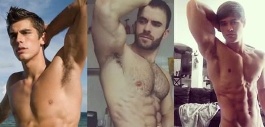 Φετίχ, Αντρικές μασχάλες, antres, males, men, sexy, hot, mashales, armpits, fetihistes, nikosonline.gr