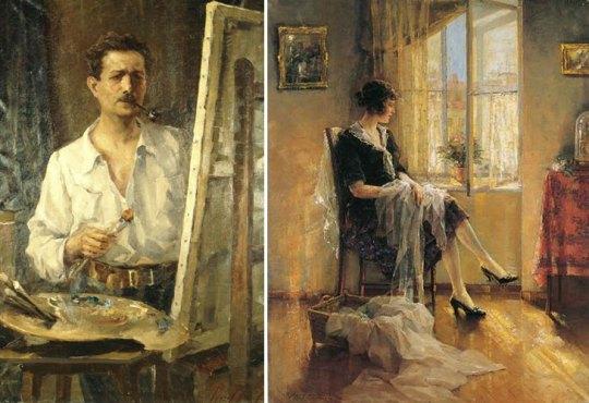 Ουμβέρτος Αργυρός, Umvertos Argiros painter, ΤΟ BLOG ΤΟΥ ΝΙΚΟΥ ΜΟΥΡΑΤΙΔΗ, nikosonline.gr