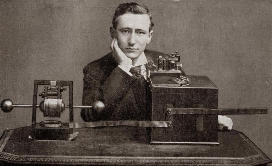 Guglielmo Marconi, Γουλιέλμο Μαρκόνι, ΤΟ BLOG ΤΟΥ ΝΙΚΟΥ ΜΟΥΡΑΤΙΔΗ, nikosonline.gr