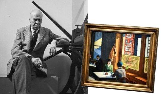 Edward Hopper Έντουαρντ Χόπερ, ΤΟ BLOG ΤΟΥ ΝΙΚΟΥ ΜΟΥΡΑΤΙΔΗ, nikosonline.gr