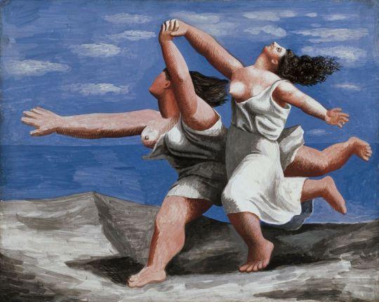 Ο καλοκαιρινός Picasso, woman seated in the beach, Musee Des Beaux-Arts de Lyon, Γαλλία, Μουσείο καλών τεχνών, Λυόν, έκθεση Πικάσο, Καλοκαίρι, θάλασσα, παραλίες, nikosonline.gr