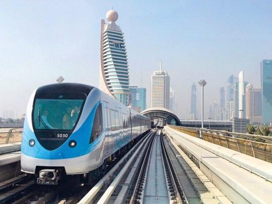 Dubai metro, ΤΟ BLOG ΤΟΥ ΝΙΚΟΥ ΜΟΥΡΑΤΙΔΗ, nikosonline.gr