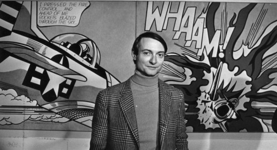 Ρόι Λίχτενσταϊν, Roy Lichtenstein, ΤΟ BLOG ΤΟΥ ΝΙΚΟΥ ΜΟΥΡΑΤΙΔΗ, nikosonline.gr