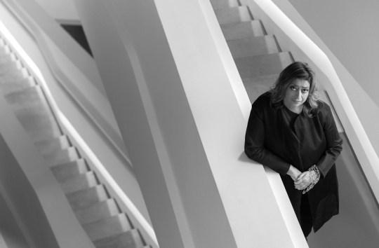 Ζάχα Χαντίντ, Zaha Hadid, BLOG ΤΟΥ ΝΙΚΟΥ ΜΟΥΡΑΤΙΔΗ, nikosonline.gr