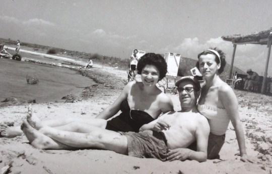 Ο πατέρας μου, ο Μίμης Φωτόπουλος, Άννα Φωτοπούλου, κόρη, Mimis Fotopoulos, Anna Fotopoulou, προσωπικές φωτογραφίες, nikosonline.gr