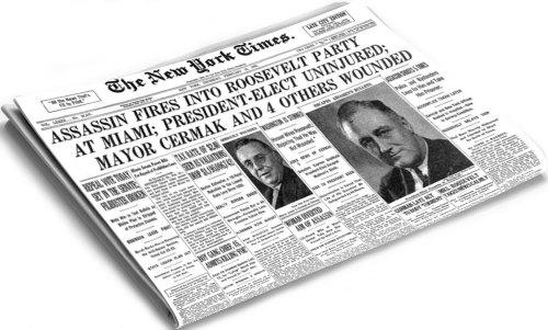 Χρονολόγιο, franklin roosevelt assassination, ΤΟ BLOG ΤΟΥ ΝΙΚΟΥ ΜΟΥΡΑΤΙΔΗ, nikosonline.gr